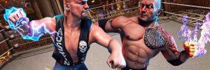 WWE® 2K Battlegrounds – bucifejű bunyó