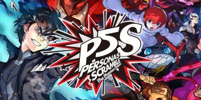 Persona 5 Scramble: The Phantom Strikers – hozzánk is ellátogat