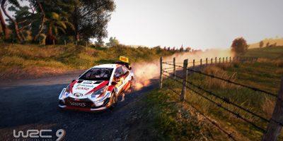 WRC 9 – kenyai játékmenet