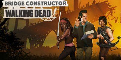 Bridge Constructor: The Walking Dead – váratlan együttműködés