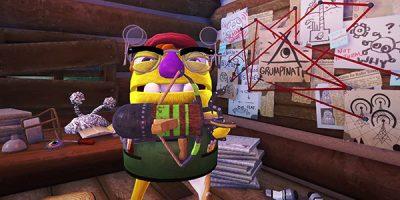 Bugsnax – játékmenet videó a különös kis szerzetről