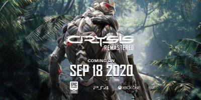 Crysis Remastered – szeptember közepén már tényleg megjelenik
