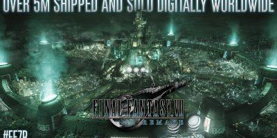 Final Fantasy VII Remake – túl az öt millión