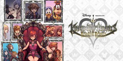 Kingdom Hearts: Melody of Memory – november közepén jön a ritmusjáték