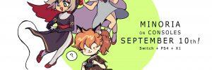 Minoria – bájos Metroidvania szeptemberben