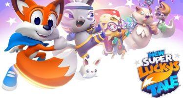 New Super Lucky's Tale – augusztus végi 3D-s platformer