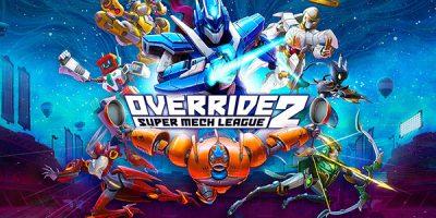 Override 2:  Super Mech League – az év végén érkezik a folytatás