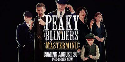 Peaky Blinders: Mastermind – logikai kalandjáték augusztus végén
