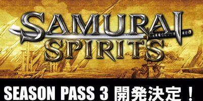 Samurai Shodown – bejelentve a harmadik szezonbérlet