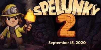 Spelunky 2 – szeptemberben érkezik a folytatás