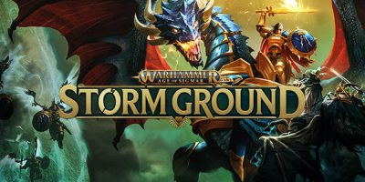 Warhammer Age of Sigmar: Storm Ground – körökre osztott stratégia
