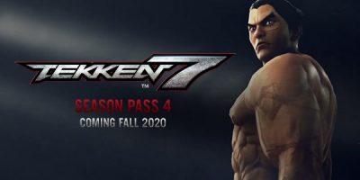 Tekken 7 – bejelentve a negyedik szezonbérlet