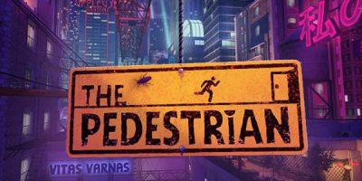 The Pedestrian – 2.5D-s logikai játék, ahol a táblákon lévő alakokat irányítod