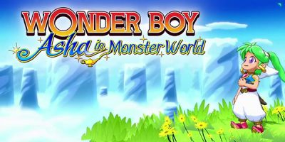 Wonder Boy: Asha in Monster World – újra elkésztik a Monster World IV-et