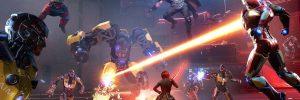 Marvel's Avengers  – az első PS4-es béta