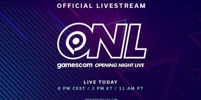 Gamescom 2020 Opening Night Live – minden hír egy helyen