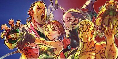 Street Fighter V: Champion Edition – új harcosok a ringben