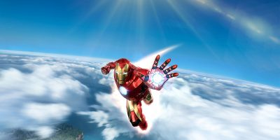 Marvel's Iron Man VR (PS4, PSVR)