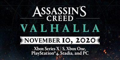 Assassin's Creed Valhalla – korábban jelenik meg