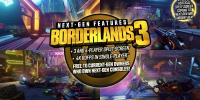 Borderlands 3 – PS5-re is megjelenik majd