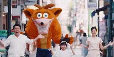 Crash Bandicoot 4: It's About Time – élőszereplős előzetes Japánból és előrendelői demo trailer
