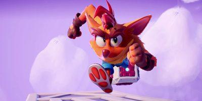 Crash Bandicoot 4: It's About Time – megjelenési előzetes