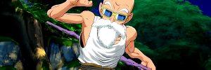 Dragon Ball FighterZ – előzetesen Zseniális Teknős