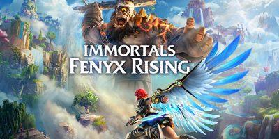 Immortals: Fenyx Rising – hivatalosan is leleplezték (újra) a decemberi mitikus kalandot