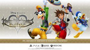 Kingdom Hearts: Melody of Memory – október közepén lesz demo