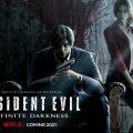 Resident Evil: Infinite Darkness – júliusban érkezik az animációs sorozat