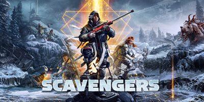 Scavengers – ingyenes túlélés konzolokon is