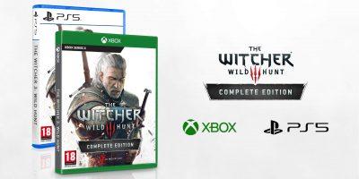 The Witcher 3: Wild Hunt Complete Edition – készül a PS5-ös verzió