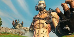 Borderlands 3 – Psycho Krieg and the Fantastic Fustercluck DLC (PS4, PSN)