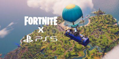 Fortnite – így fest majd PS5-ön az Unreal Engine 4-gyel