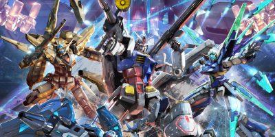 MOBILE SUIT GUNDAM EXTREME VS. MAXIBOOST ON (PS4, PSN)