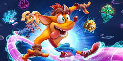 CRASH BANDICOOT 4: IT'S ABOUT TIME (PLAYSTATION 4)