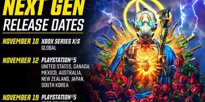 Borderlands 3 – együtt érkezik a PS5-tel a next-gen verzió