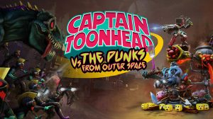 Captain Toonhead vs. the Punks from Outer Space – belső nézetes lövöldözős és toronyvédős VR jövőre