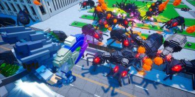 Earth Defense Force – játékmenet és előzetes két új részről