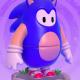 Fall Guys: Ultimate Knockout – holnap Sonic-szerkót kapnak a lényecskék