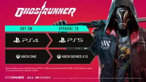 Ghostrunner – jövőre érkezik PS5-re
