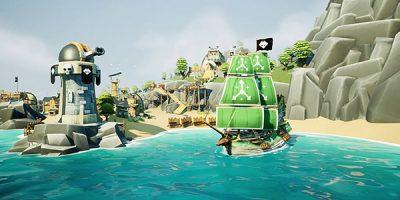 King of Seas – játékmenet előzetes a kalózós akció-RPG-ről