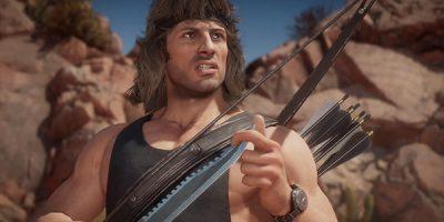 Mortal Kombat 11 – előzetesen Rambo