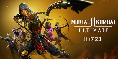 Mortal Kombat 11 Ultimate – duzzasztott kiadás a Kombat Pack 2 mellé