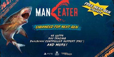 Maneater – PS5-ös nyitócím lesz