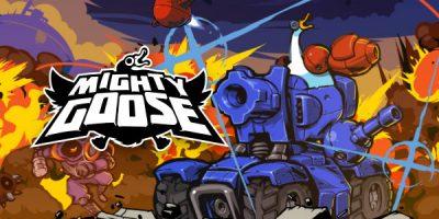 Mighty Goose – run and gun egy fejvadász lúddal