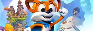 New Super Lucky's Tale (PS4, PSN)