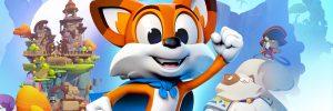 New Super Lucky's Tale (PS4, PSN)