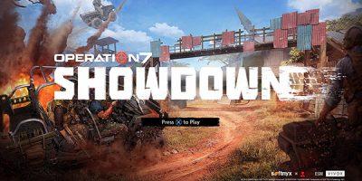 Operation7: Showdown – már kapható az ingyenes külső nézetes lövölde