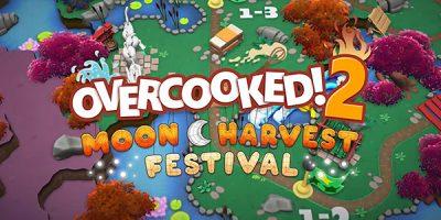 Overcooked! 2 – elérhető az őszközépünnepi ingyenes frissítés